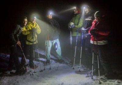 Winter Astrotrek