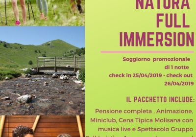 Natura Full Immersion