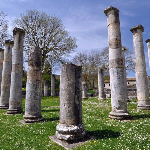 Scavi Archeologici di Altilia Sepino