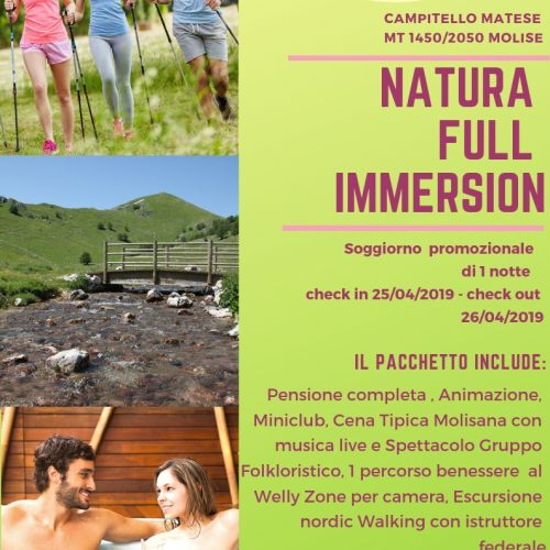 Natura Full Immersion
