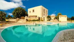 Luxury villa in Sicily with Pool for rent