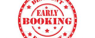 Early Booking Winter 2017 = 15% DISCOUNT