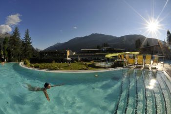 Angebot Spa + Hotel Halbpension