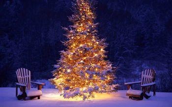 Typische Weihnachten in den Bergen mit Skipass Free