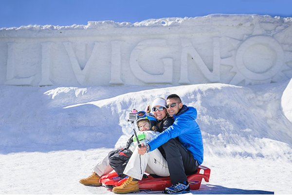Offer family holidays in Livigno