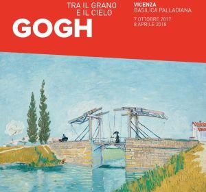 Offerte Mostra - Tra il grano e il cielo - Van Gogh