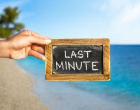 Last Minute se prenoti direttamente sul nostro sito