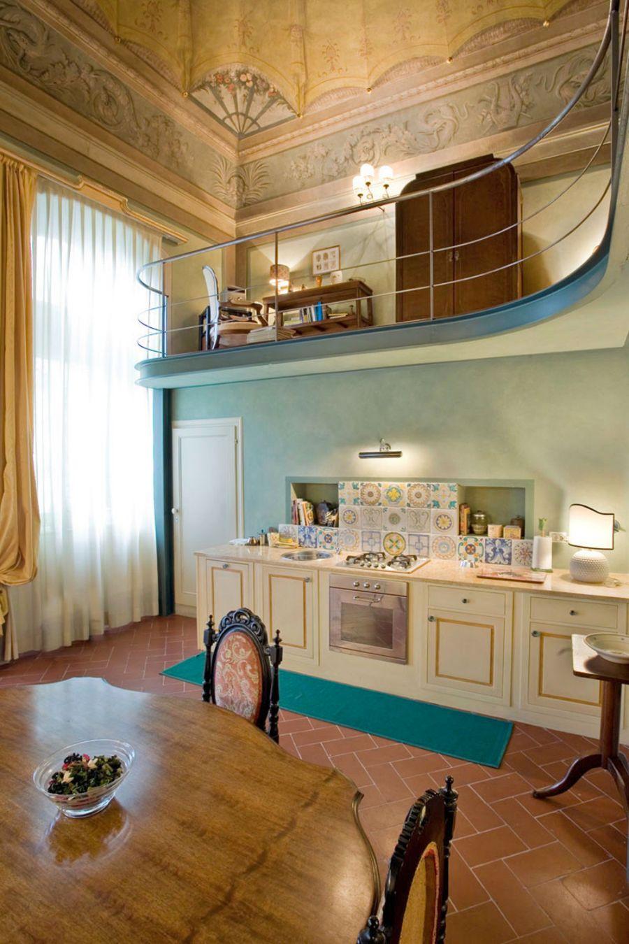 Il ghibellino appartamenti vacanze firenze centro for Appartamenti firenze