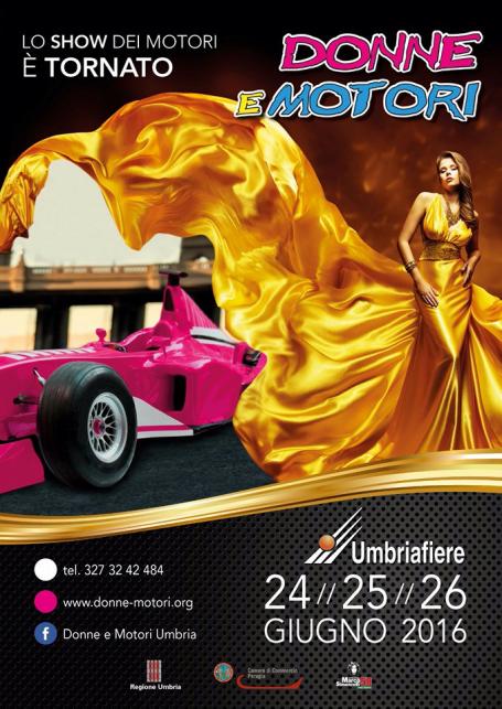 Offerta Donne e Motori 2016