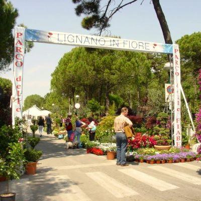 Festa dei fiori al Parco Hemingway