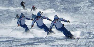 Speciale selezione maestri di Sci Alpino