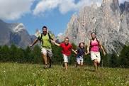 Vacanze in montagna -  Famiglia 2+1=2