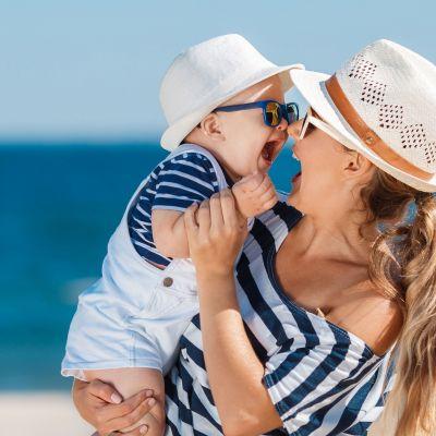 Pacchetto genitori single in Riviera Ligure