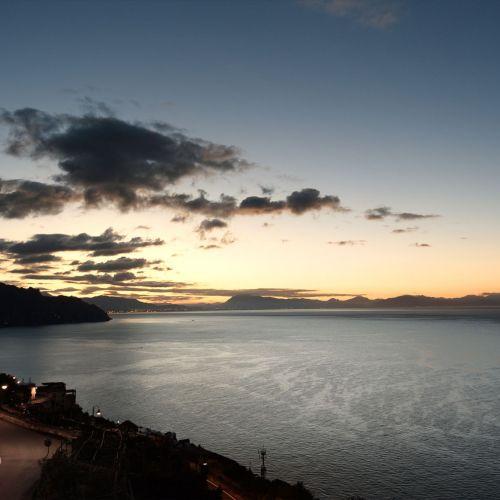 Specchiati nel mare di Amalfi