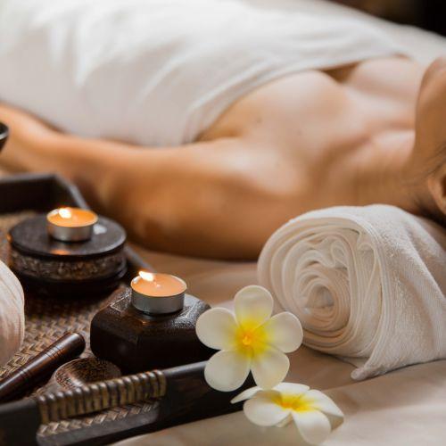 Massaggi candela Vivalù