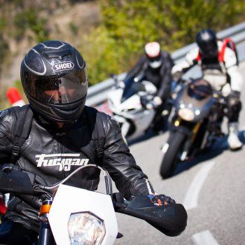 Birra di Benvenuto per i nostri motociclisti