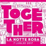 07 luglio arriva la Notte Rosa 2017