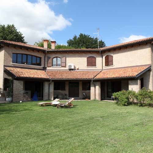 Villa padronale Montefiore Conca