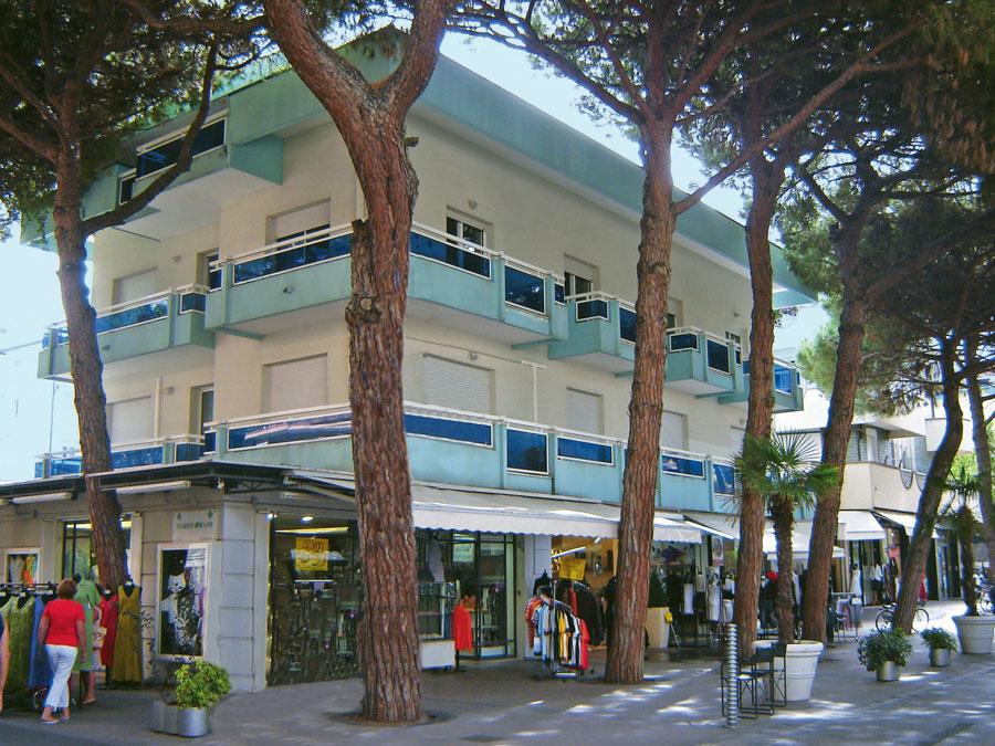 appartamenti vacanza villa azzurra riccione