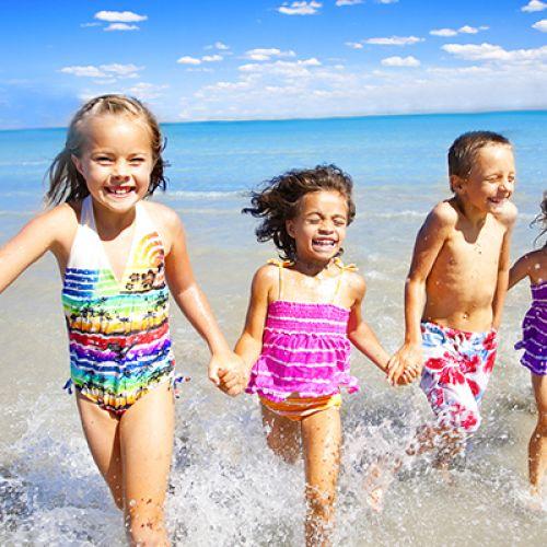 Vacanze con bambini gratis in Riviera Romagnola