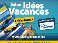 Salon Idees Vacances - Charleroi 18 - 21.1.2018