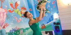 Gina Esploroom l'esclusiva camera del mare
