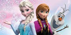 Camere a tema di Frozen e camera del mare, la Gina Esploroom