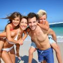 Family Holiday Lido di Classe summer on the beach