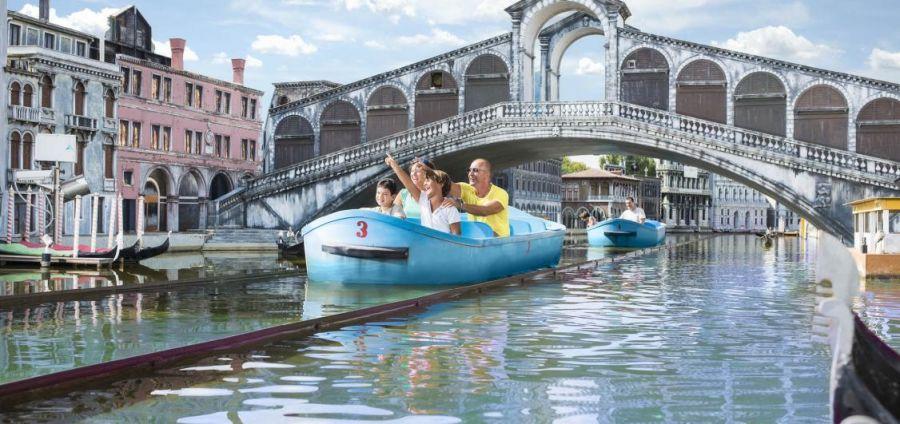 Pacchetti Hotel più Italia in miniatura 2017
