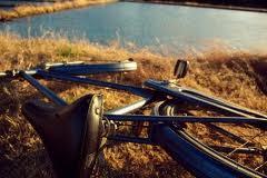 Pedalando in bicicletta ... io e te