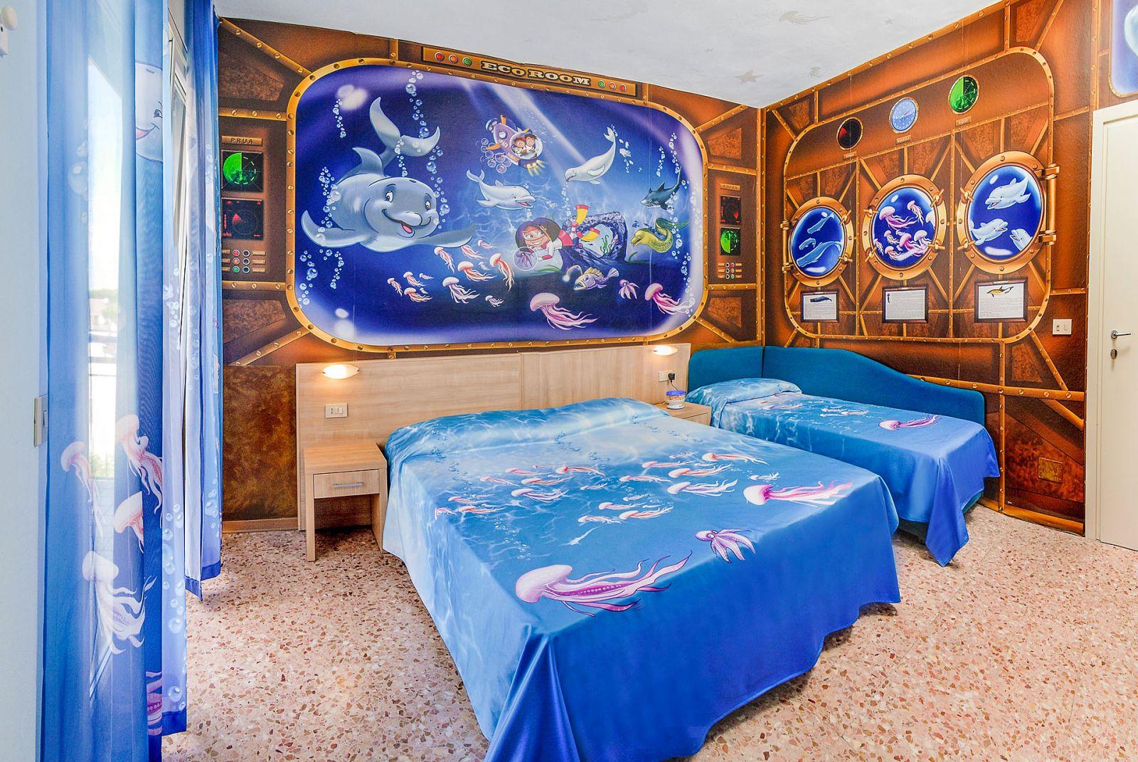 Bambino gratis al mare di lido di savio offerte alberghi - Hotel con camere a tema milano ...