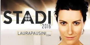 Offerta concerto Laura Pausini Milano 2016