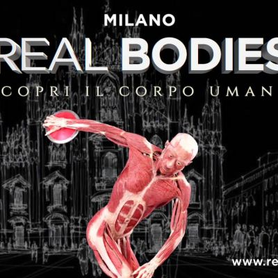 hotel vicino mostra Real Bodies Milano