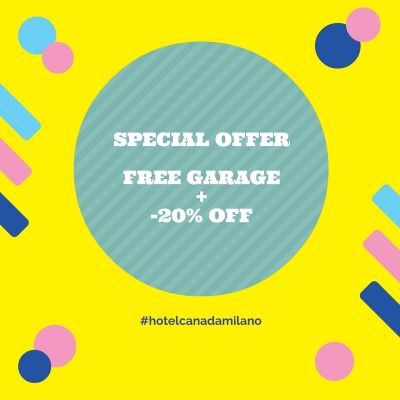 SPECIAL OFFER FREE GARAGE+ 20% OFF!!! VALID ONLY FOR 25 MARCH