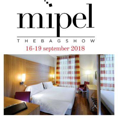 OFFERTA HOTEL VICINO ALLA FIERA  MIPEL SETTEMBRE 2018