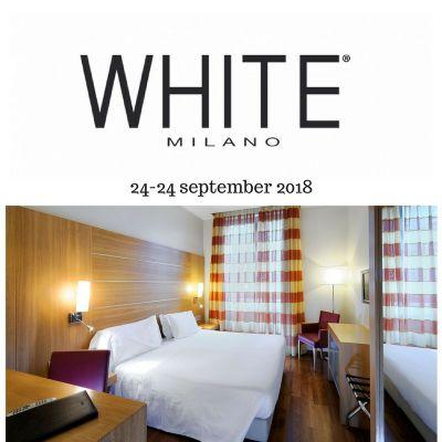 Offerta Hotel vicino White Milano 2018