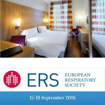 Hotel Offer ERS CONGRESS Milan 2018