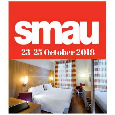 SPECIAL OFFER SMAU OCTOBER 2018 MILAN!