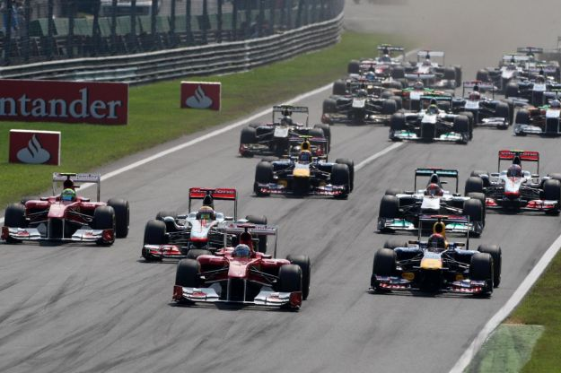 Special Package Gran Prix F1 Monza 2013