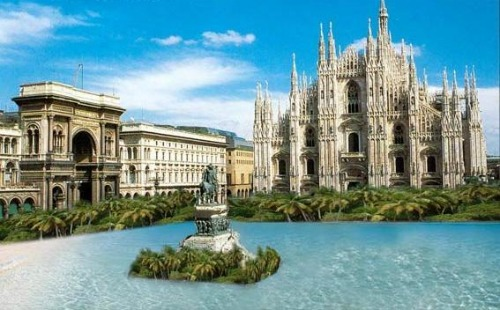 Offerta agosto 2013 a Milano