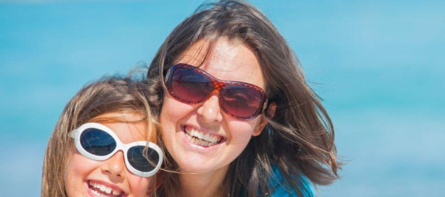 Genitori single in vacanza a Riccione