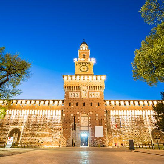 Visitare il Castello Sforzesco