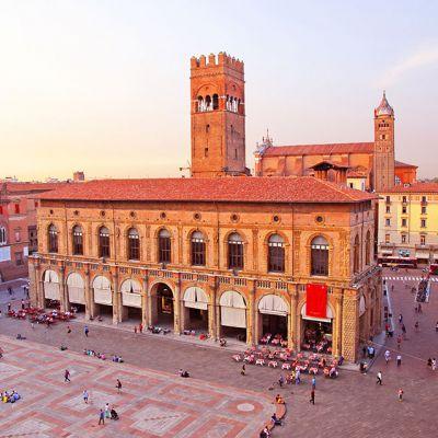 Last second hotel in Bologna