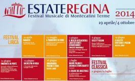 Estate Regina Montecatini Terme - Konzerte und Opern in der Toskana