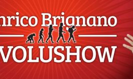 Enrico Brignano Evolutionshow al Teatro Verdi di Montecatini Terme