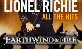 Hotel in Montecatini Terme für Lucca Summer Festival auf 12. Juli 2016 Earth Wind & Fire Lionel Richie