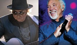 July 9th 2016: Tom Jones and Van Morrison in concert at Lucca Summer Festival – Book your stay in Tuscany