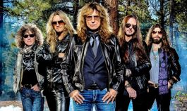 Whitesnake live at Pistoia Blues Festival. Book your stay at our hotel in Montecatini Terme