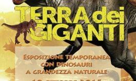Natural History Museum of Calci: exhibition of dinosaurs and paleontology. Book your hotel in Montecatini Terme Tuscany!