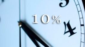 Sconto del 10% per prenotazioni minimo di 3 notti in Bed&breakfast